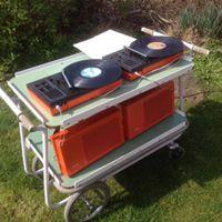 DJ Vinyl Mobiel