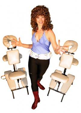 De Massage stoel schoudermassage
