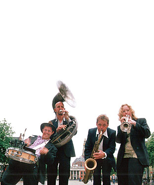 Het Mobiele Blaasorkest