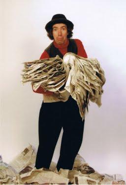 De Krantenverkoper
