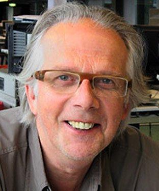 Piet van Dijken, groninger presentator