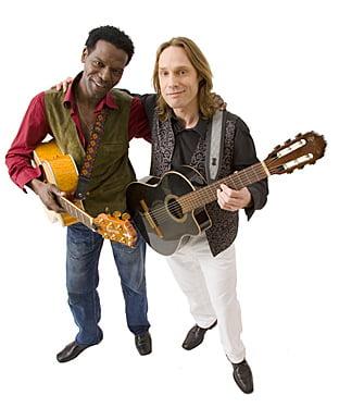 Latin Music Rod & Rob, latin duo
