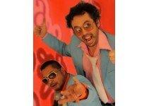 DJ Black & Lecker Karaoke en de show inhuren
