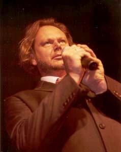 Hans van Heiningen, operazanger