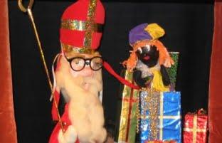 ADGM Poppentheater Sinterklaasvoorstelling