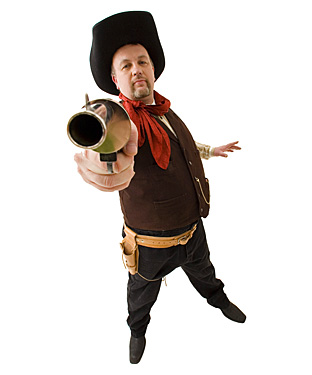 Wild West Goochelshow