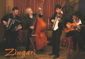 Zingari, zigeunermuziek